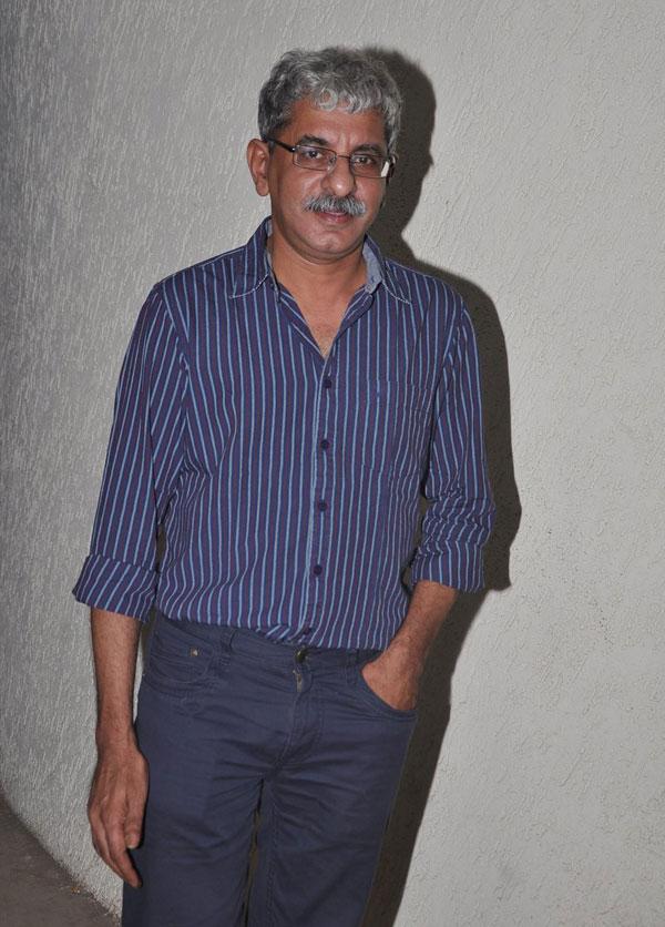 Sriram Raghavan at Go Goa Gone Screening