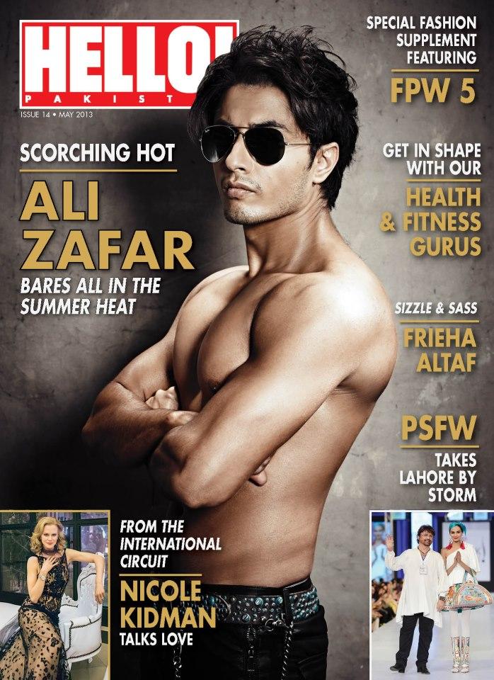 Ali Zafar Hello Pakistan  Ali Zafar And Aamir Khan