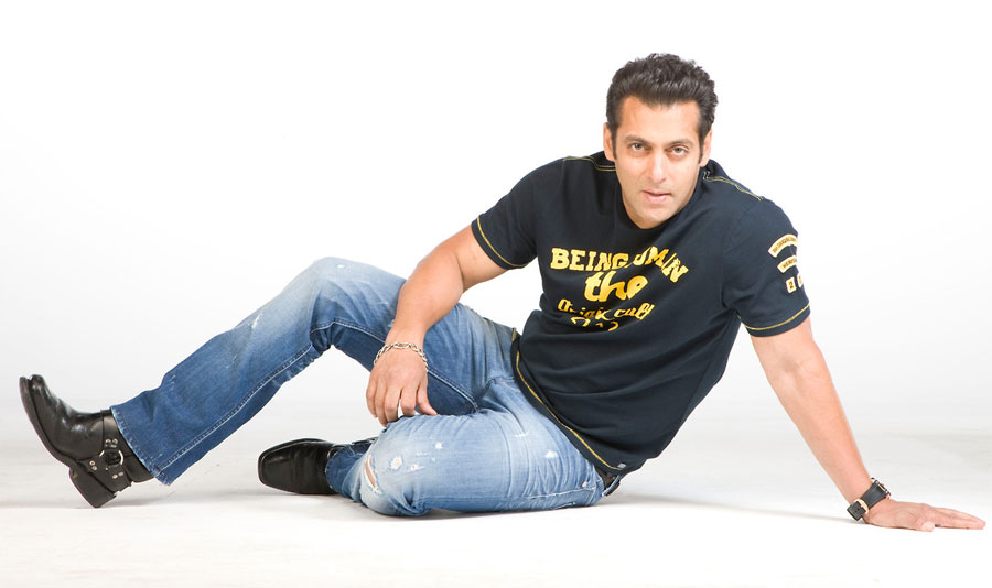 Salman Khan's photo shoot for Being Human