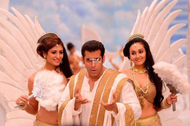 Salman Khan Angel avatar for Bigg Boss 7