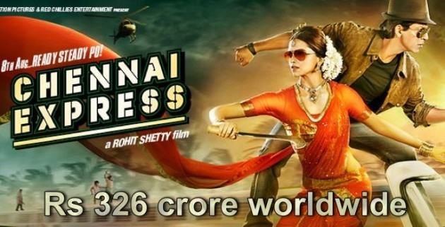 Chennai Express Worldwide Collections
