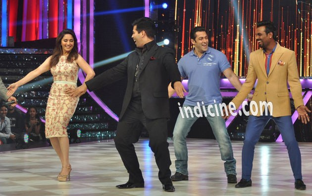 Salman Khan promotes Big Boss 7