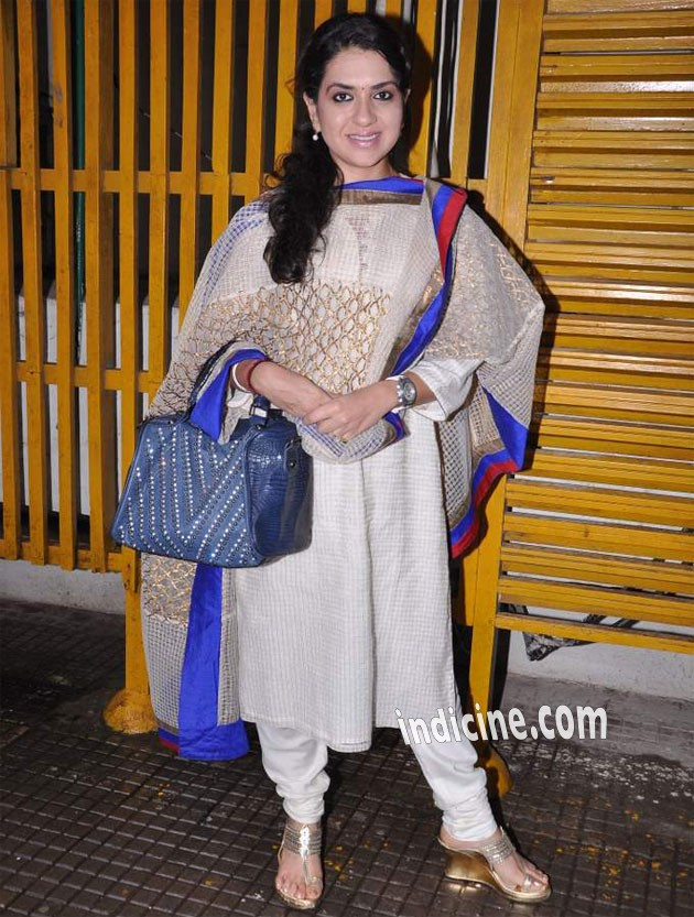 Shaina NC at her OUATIM Dobaara screening