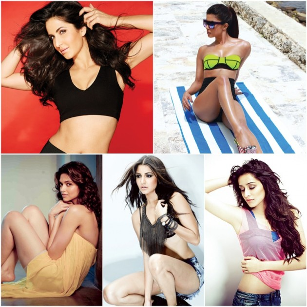FHM Sexiest Indian Women