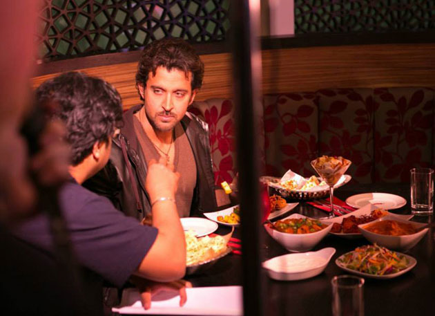 Image result for hrithik roshan eating