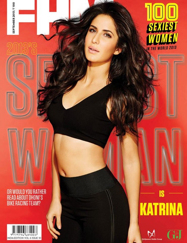 katrina fhm cover
