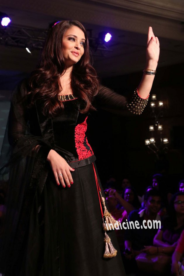 Aishwarya at new collection of Longines Watch launch