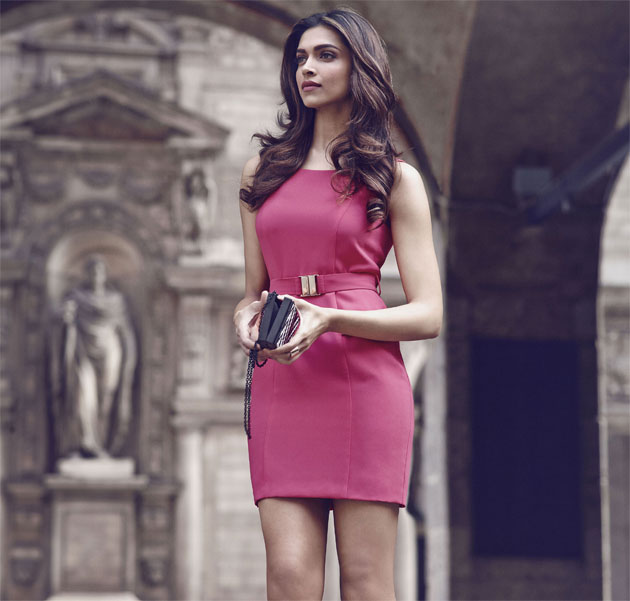 Deepika Padukone turns Designer for Van Heusen