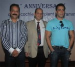 Salman Khan at Holy Family Hospital's charity event