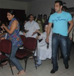 Salman Khan at a charity event