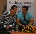 Salman celebrates Cochlear Implants Facility anniversary