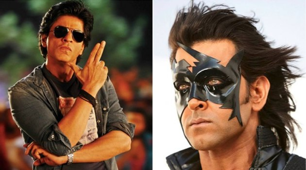 Chennai Express and Krrish 3
