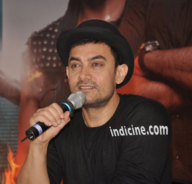 Aamir Khan talks about Dhoom 3 ticket prices