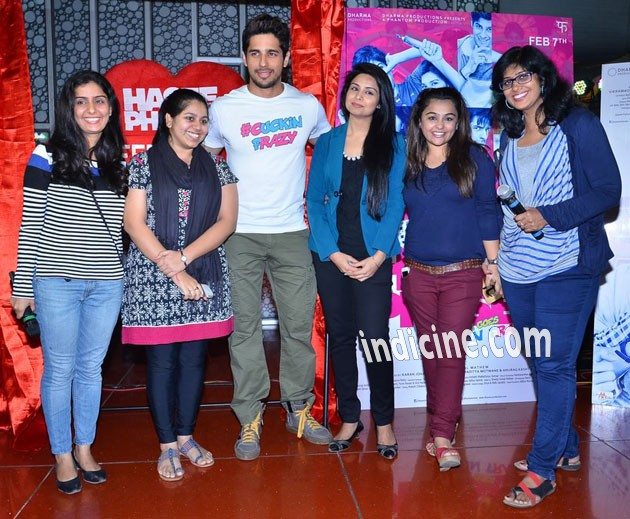 Hasee Toh Phasee promotional event