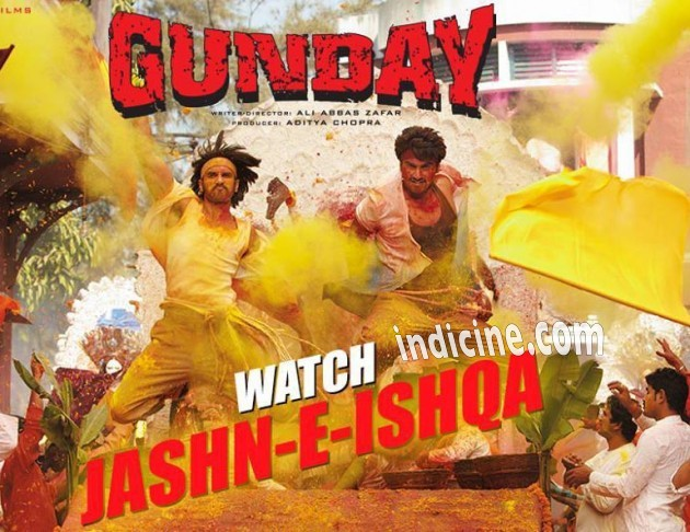 Jashn-e-Ishqa song from Gunday
