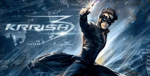 Krrish 3 Box Office Collections
