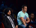 Navjot Singh Sidhu, Salman Khan and Kapil Sharma