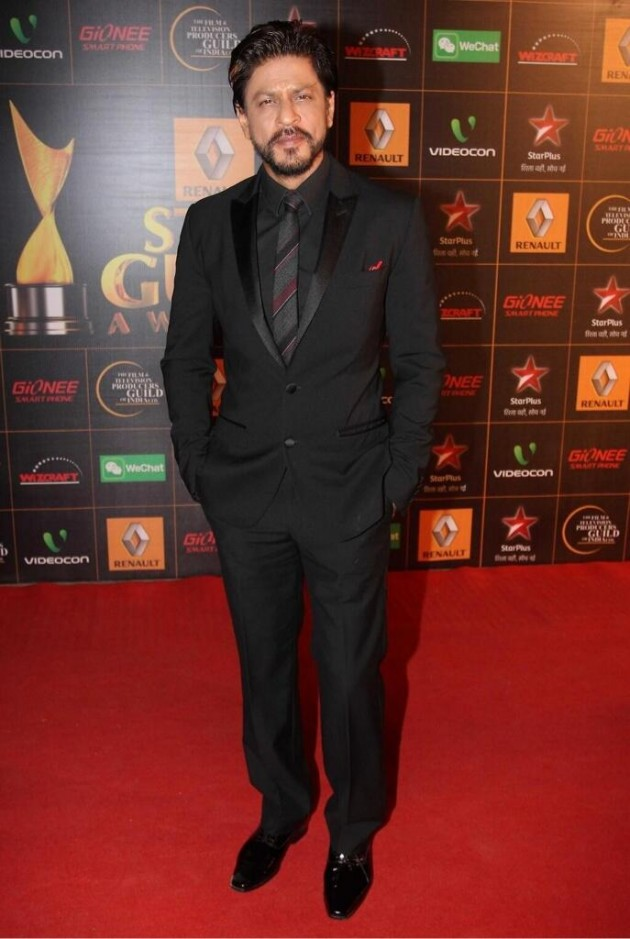 SRK at Star Guild Awards
