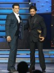 Salman Khan, Shahrukh Khan - Star Guild Awards