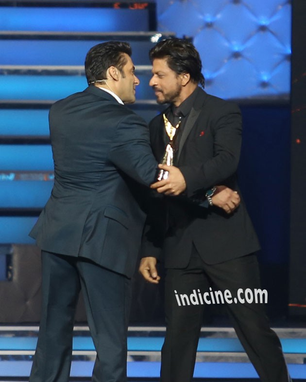 Salman Khan and Shahrukh Khan