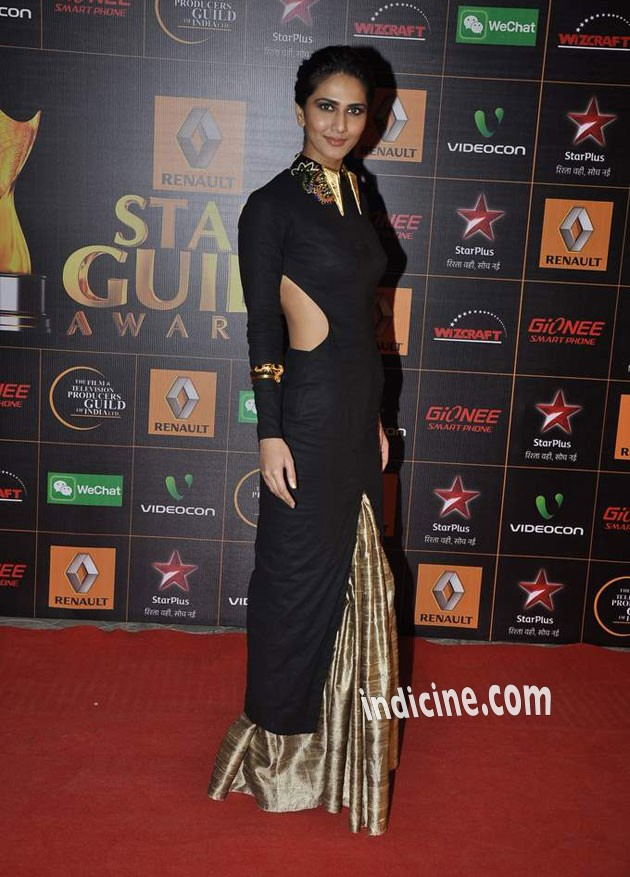 Vaani Kapoor at Star Guild Awards 2014