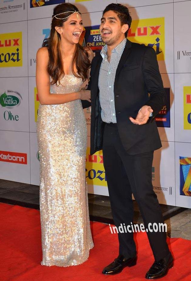 Deepika Padukone with Ayan Mukerji