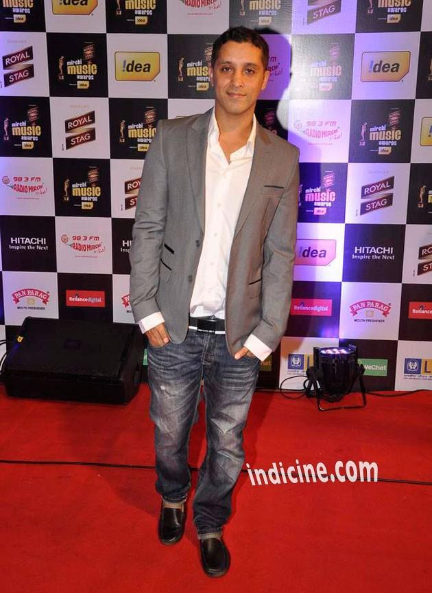 Ishq Bector at Mirchi Music Awards