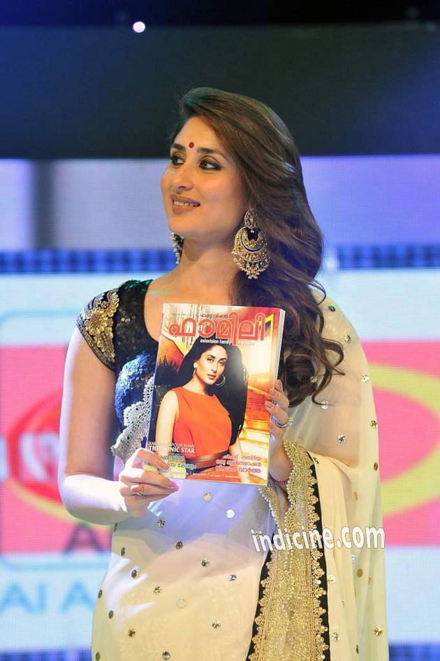Kareena - Asia Vision Awards in Dubai