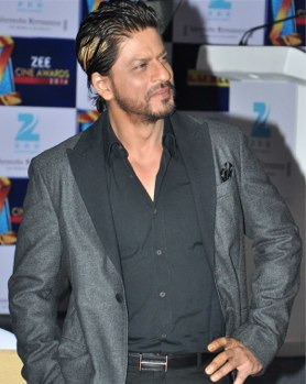 Shahrukh Khan - Zee Cine Awards 2014