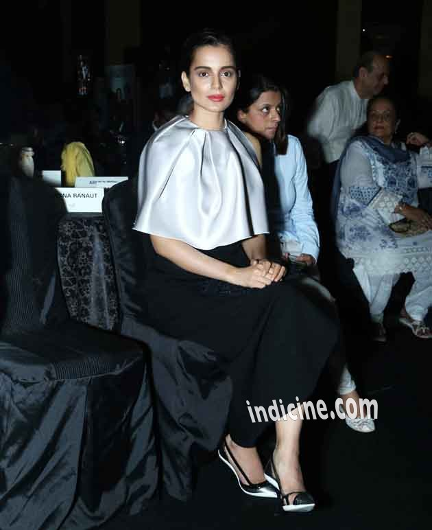 Kangana Ranaut at NDTV Indian Of The Year Awards