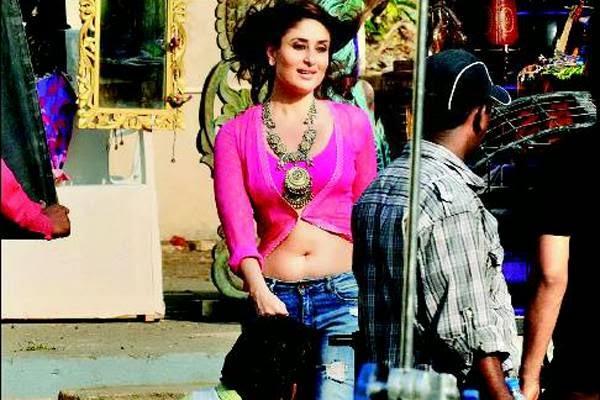 Kareena Kapoor Khan's Gabbar first look