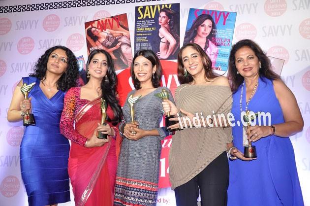 Parveen Dusanj, Mahie Gill, Shilpa Shukla and Farah Ali Khan
