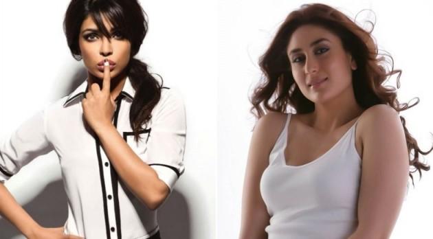 Priyanka Chopra - Kareena Kapoor