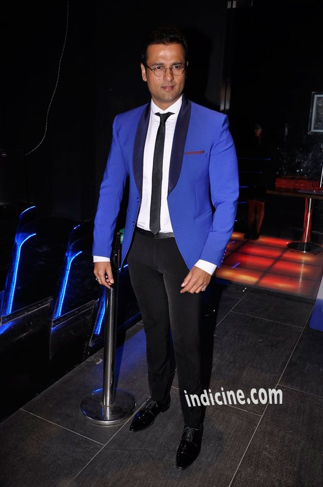 Rohit Roy at Savvy Magazine special issue launch