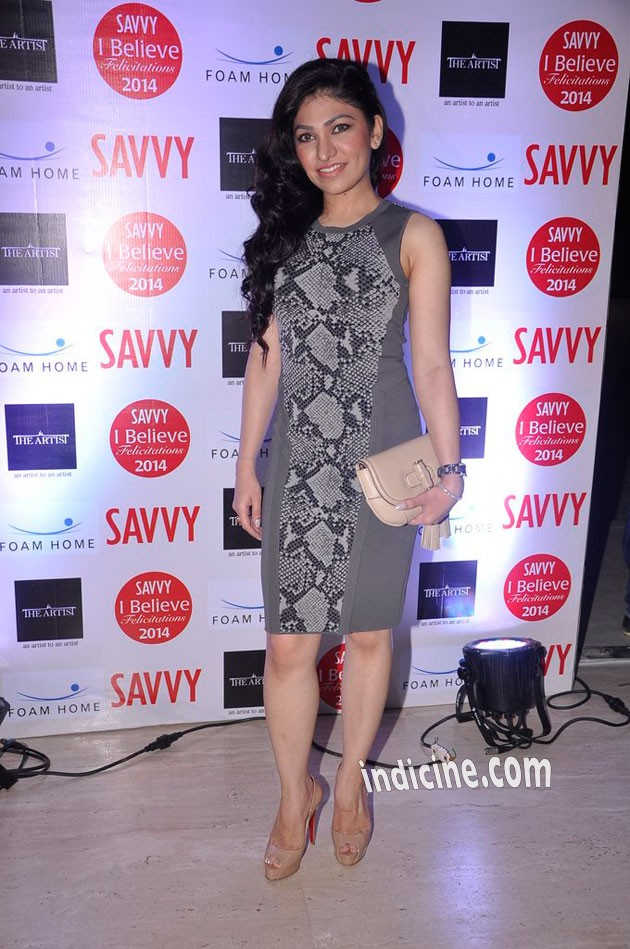 Tulsi Kumar at Savvy Magazine special issue launch