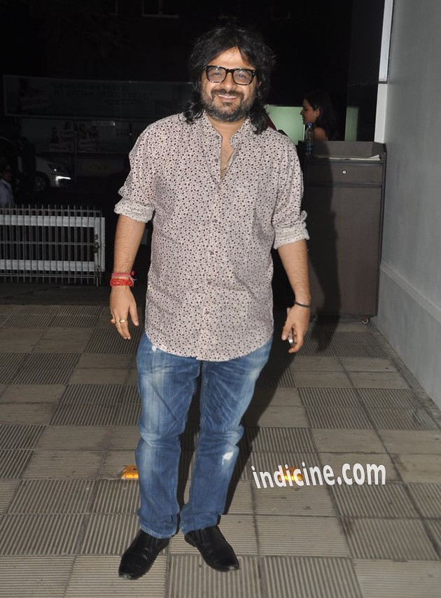 Pritam Chakraborty spotted at Hakkasan Restaurant