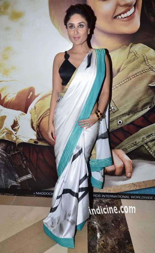 Kareena Kapoor at audio release of Lekar Hum Deewana Dil