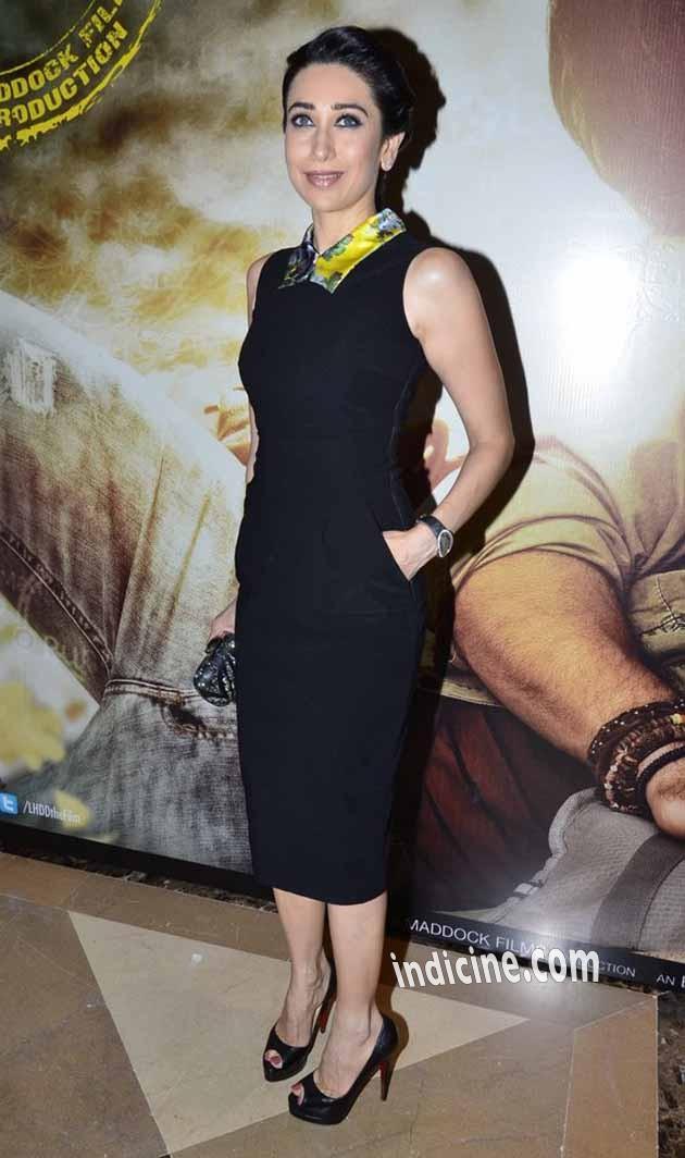 Karishma Kapoor at Lekar Hum Deewana Dil music launch