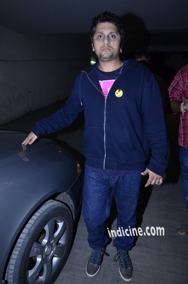 Mohit Suri at special screening of Ek Villain at Lightbox