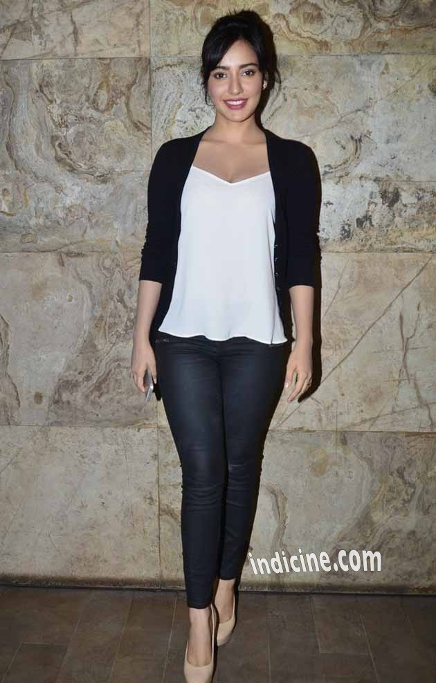 Neha Sharma at special screening of Humshakals at Lightbox