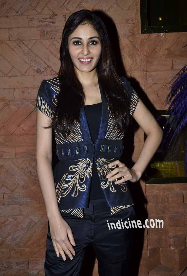 Pooja Chopra at the launch of The Great Indian Wedding Book