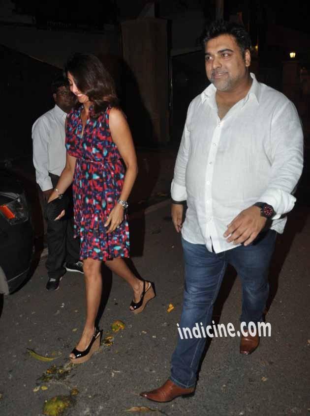 Ram Kapoor with wife Gautami Kapoor