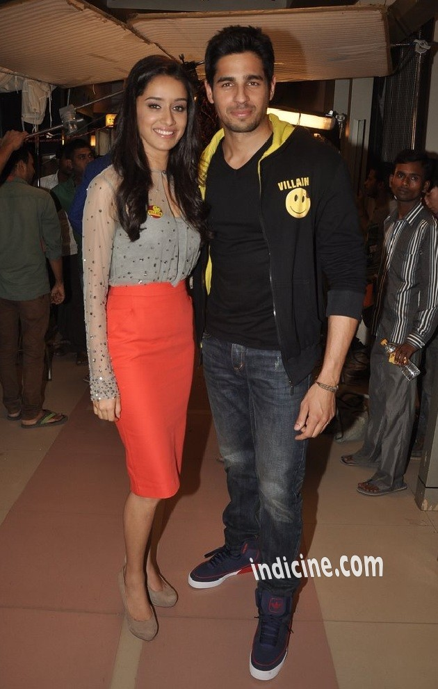 Shraddha Kapoor, Sidharth Malhotra promote Ek Villain on Yeh Hai Mohabbatein