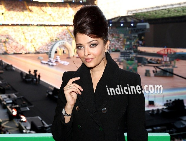 Aishwarya Rai stuns at Commonwealth Games opening ceremony