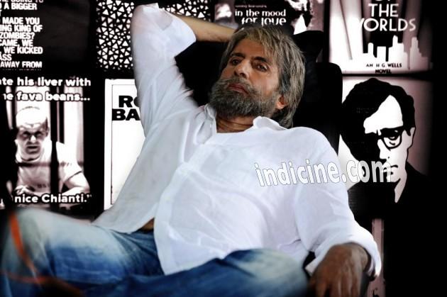 Amitabh Bachchan's Look in Shamitabh