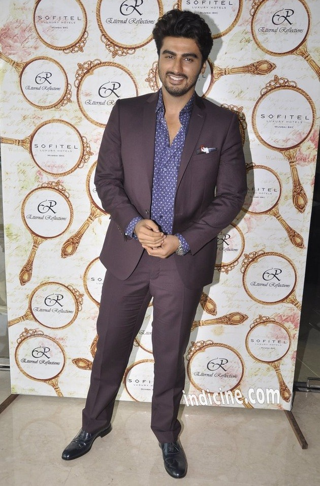 Arjun Kapoor at Eternal Reflections launch