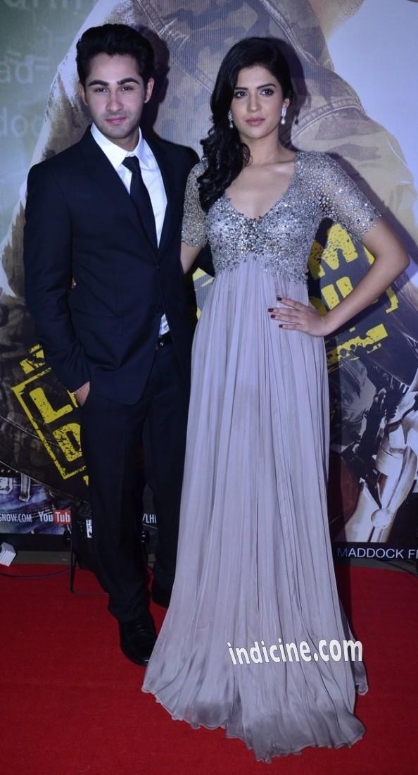 Armaan Jain, Deeksha Seth at Lekar Hum Deewana Dil premiere at PVR