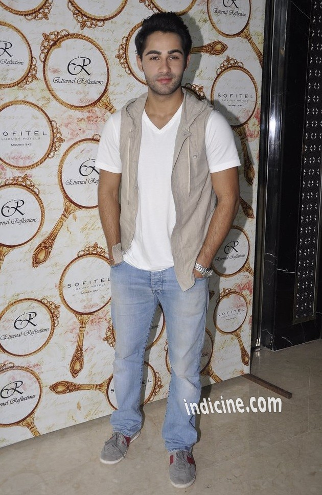 Armaan Jain at Eternal Reflections launch