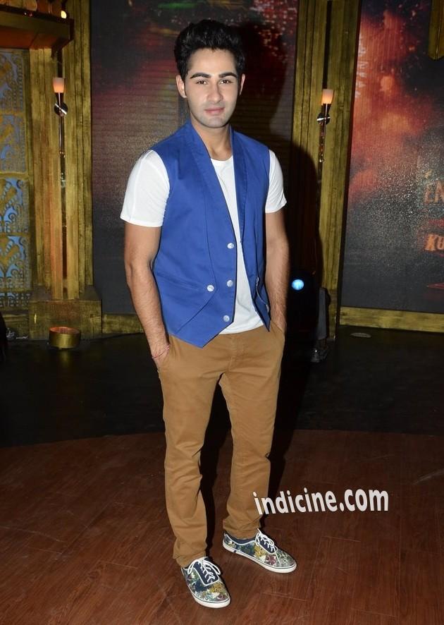 Armaan Jain promotes Lekar Hum Deewana Dil on Entertainment Ke Liye Kuch Bhi Karega