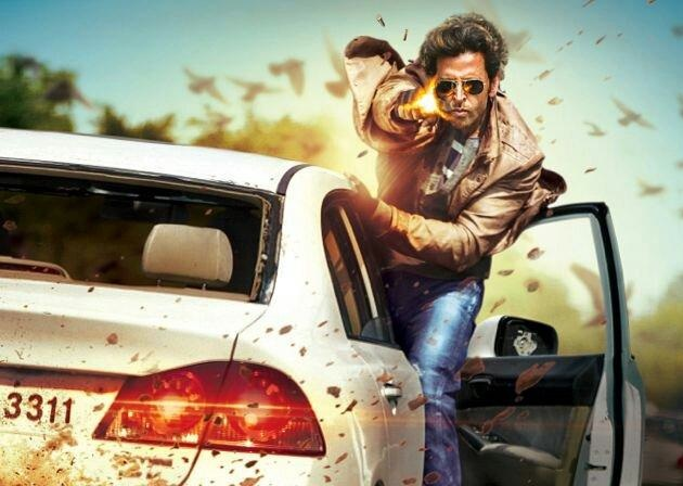 Bang Bang - Hrithik Roshan stunt